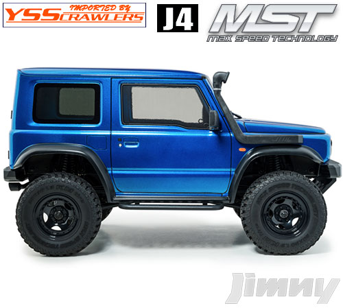 MST CFX 4WD Off-Road Car Kit J4 Jimny