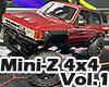 京商 ミニッツ 4x4 4Runner Vol.1!