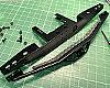 トラクサスTRX-4改造記!リアバンパー装着の巻!
