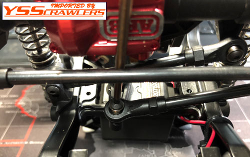 Traxxas TRX-4 Mods! Changing Steering Servo!