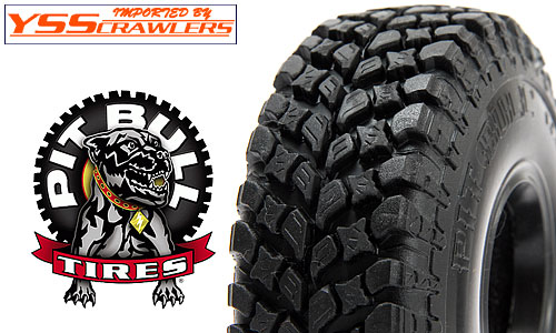 Pitbull Grawler Scale 1.55 inch tires [Pair]
