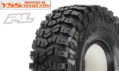 Flat Iron XL 1.9 Tires