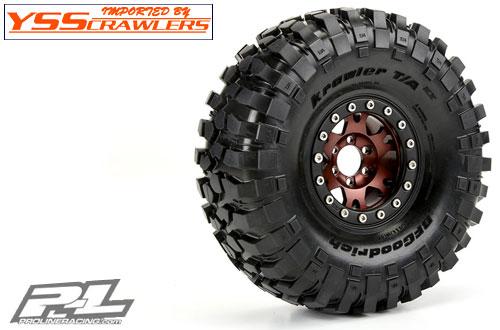 プロライン BF Goodrich Krawler T/A KX 1.9 タイヤ [ペア][G8]