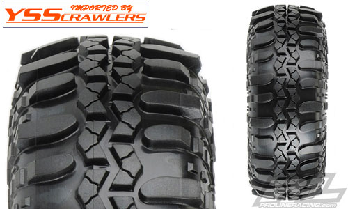 Proline Racing Super Swamper TSL SX 1.9 [XL] Scale Tires [pair]