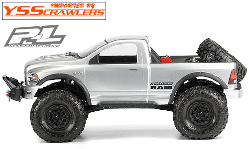 Proline Racing RAM 1500 Scale Body [Clear]