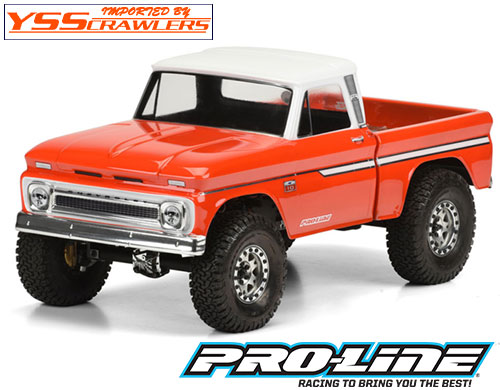 プロライン 1966 Chevy C10 for Axial SCX10 Honcho![Cab+Bed]