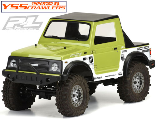 Proline Racing Sumo Clear Body