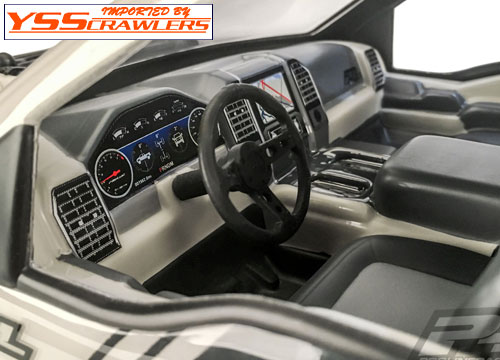 PL Late Model Interior
