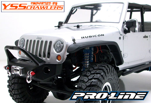 Proline Racing Ridge-Line Bumper (Narrow) Set!