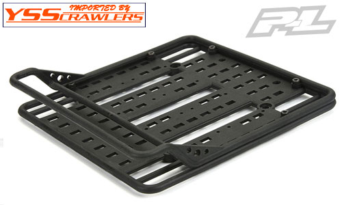 Proline Rectangular Scale Off-Road Tubular Roof Rack