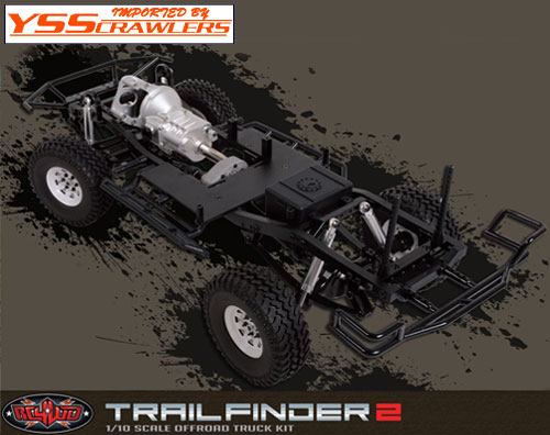RC4WD トレールファインダー2 トラックキット!