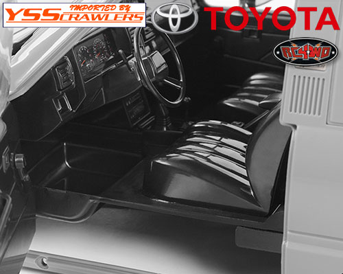 RC4WD 1985 Toyota 4Runner Interior Tray