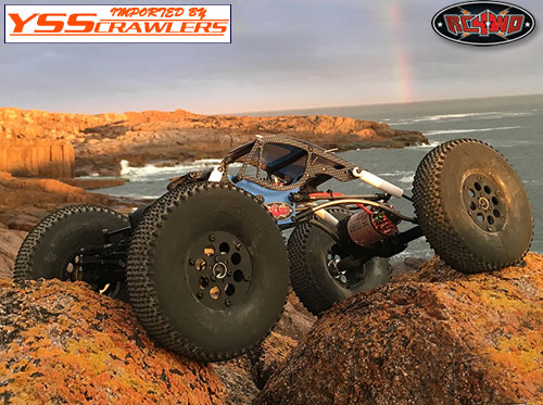RC4WD Bully II MOA RTR Competition Crawler!