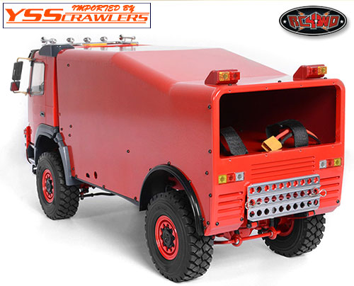 Dakar Rally Scale RTR Race Truck