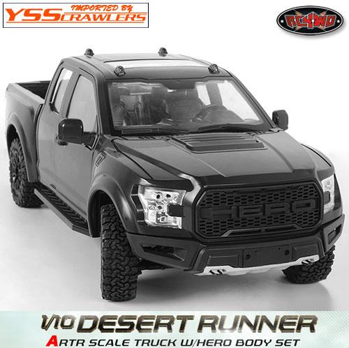 RC4WD 1/10 デザートランナー スケールトラックARTR![HEROボディ][予約]
