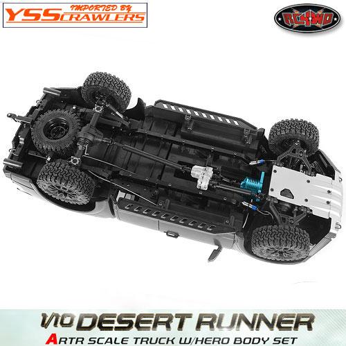 RC4WD 1/10 デザートランナー スケールトラック ARTR![HERO][ブラック][予約]