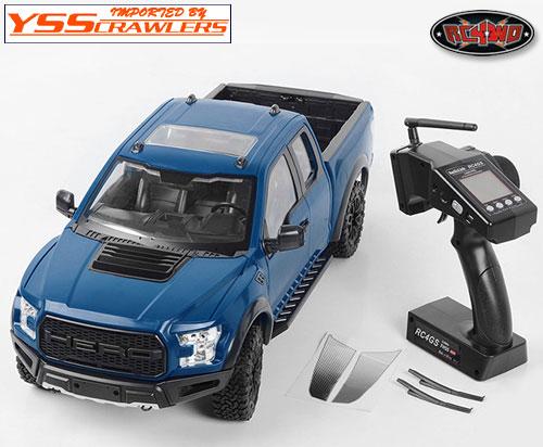 RC4WD 1/10 デザートランナー スケールトラック RTR![HERO][ブルー][予約]