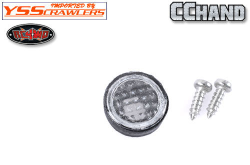 RC4WD 1/10-1/14 D90 Small Clear Light!