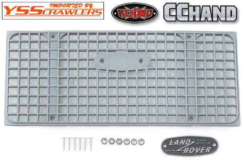 RC4WD Land Rover D90/D110 - Heritage Grill