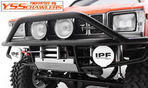 RC4WD 1/10 IPF ラウンド型 フォグライト![LED付][ペア]