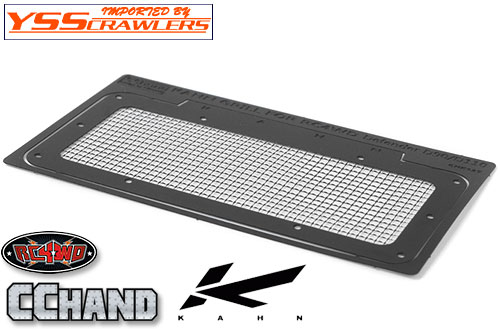 RC4WD カーン[Kahn] デザイン フロントグリル for D90 D110!
