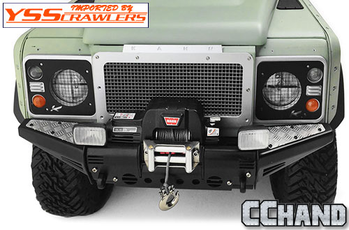 RC4WD クロス ランプ ベゼル for ディフェンダー D90 D110!