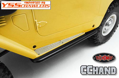 RC4WD サイド スライダー for FJ40 ランドクルーザー!