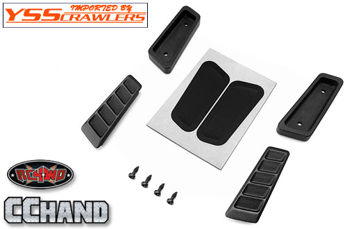 RC4WD Hood Vents for Axial XJ
