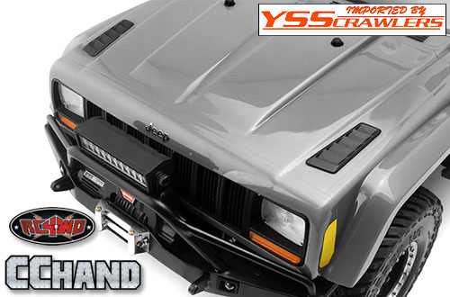 RC4WD ボンネット ベント for Axial XJ!