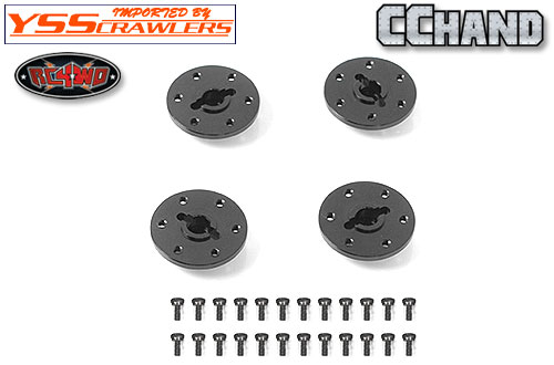 RC4WD Reduced Offset Hubs for TF2 Stock Wheels!