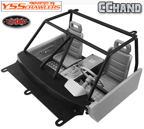 RC4WD Interior Package for Trail Finder 2 / Mojave