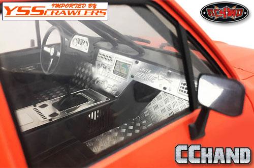 RC4WD インテリアパッケージ for ハイラックス系[SCX10系][SCX10-II]
