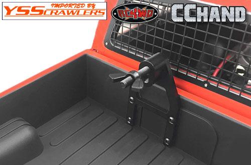 RC4WD 1/10 リア スペアタイヤマウント for クローラー!