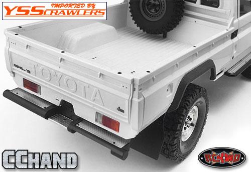 RC4WD Trifecta[トライフェクタ] リアバンパー for ランクル LC70 ボディー!