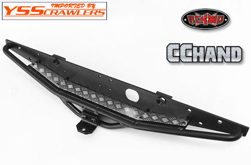 RC4WD Rear Tube Bumper for Gelande II (D90/D110)