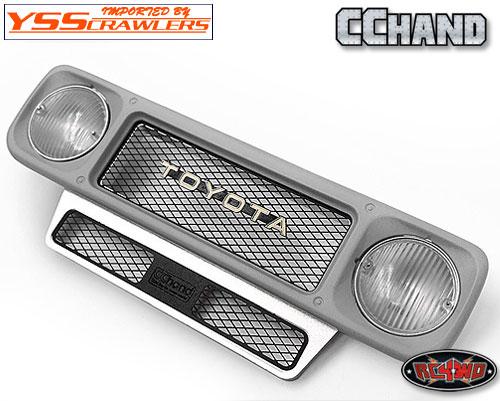 RC4WD オプショングリルセット For FJ40 ランクル!