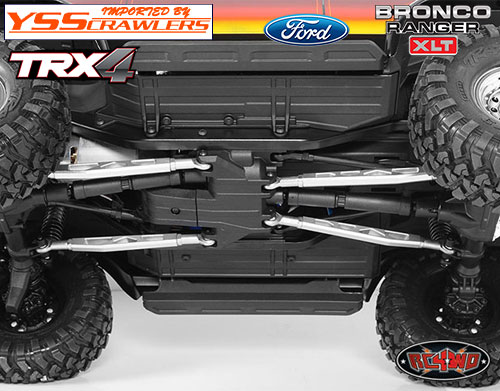RC4WD メタル4リンクキット for TRX-4![BRONCO]