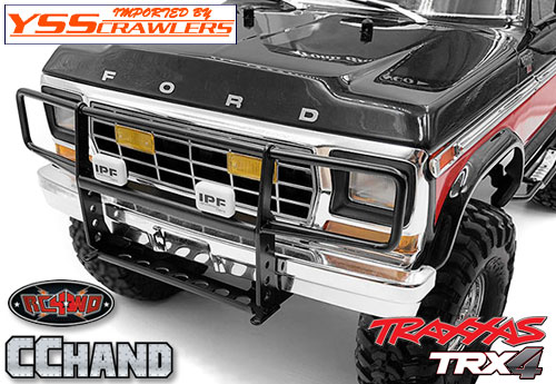 RC4WD Ranch Front Grille Guard for Traxxas TRX-4 '79 Bronco Ranger XLT