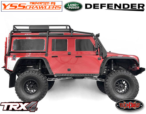 RC4WD メタル4リンクキット for TRX-4![Defender D110]