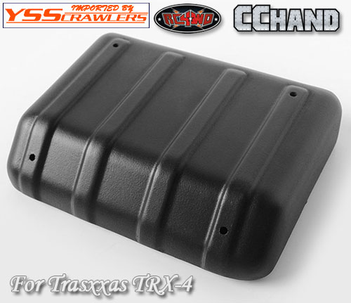 RC4WD Fuel Tank W/Exhaust for Traxxas TRX-4 Land Rover Defender D110!