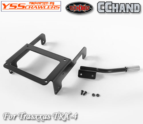 RC4WD Exhaust for Traxxas TRX-4 Land Rover Defender D110