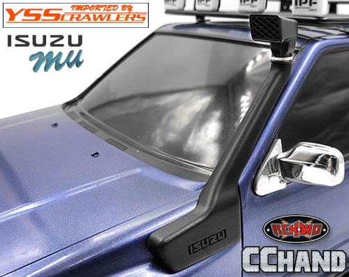 RC4WD サファリスノーケル for タミヤ ミュー[Mu]