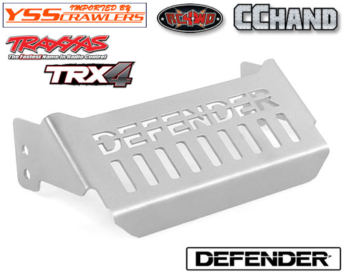 Defender Steering Guard for Traxxas TRX-4 Land Rover Defender