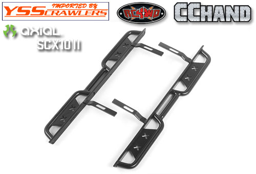 RC4WD ラフスタッフ サイドスライダー for Axial SCX10-II [Blazer][ブラック]