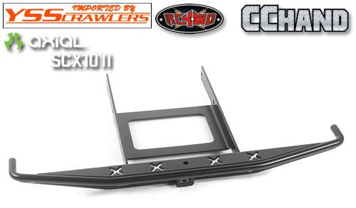 RC4WD ラフスタッフ リアバンパー for Axial SCX10-II [Blazer][ブラック]