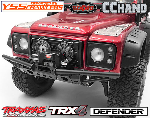 RC4WD スケールラジエター for Traxxas TRX-4![D110]