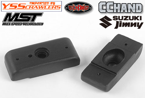 RC4WD LED Turn Signal Mount for MST 1/10 CMX w/ Jimny J3 Body