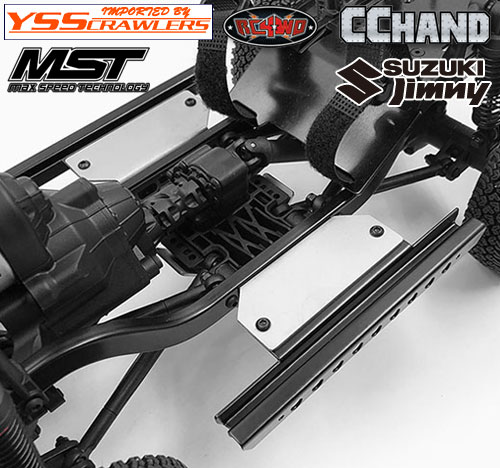 RC4WD Rough Stuff ロックスライダー A for MST CMX ジムニー J3!
