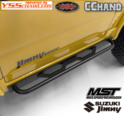 RC4WD Rough Stuff ロックスライダー B for MST CMX ジムニー J3!