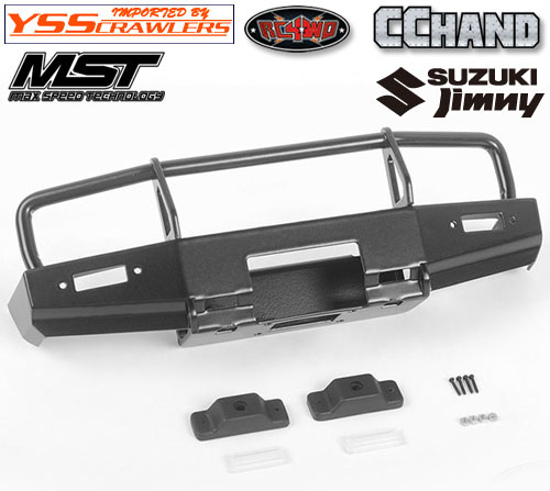 RC4WD Kangaroo Front Bumper for MST 1/10 CMX w/ Jimny J3 Body